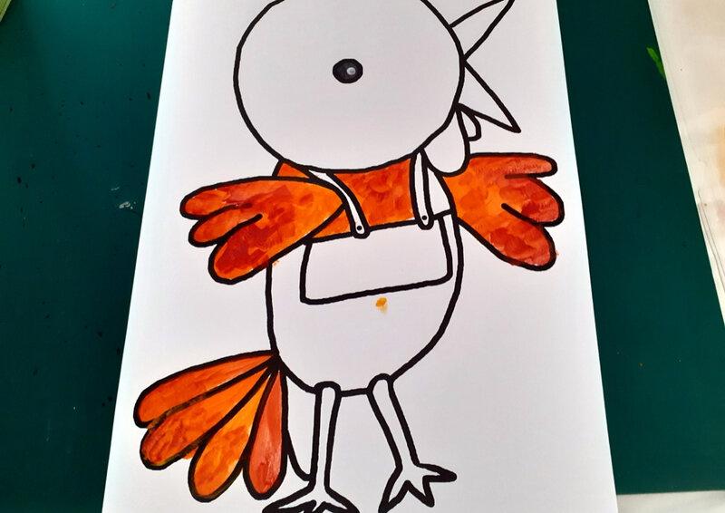 362-OUTILS ET DECO POUR LA CLASSE-Les p'tites poulettes et les p'tits perroquets (7)