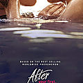 After - teaser trailer + affiche promo