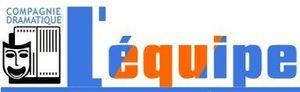 Logo Compagnie dramatique l equipe