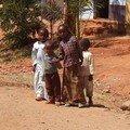 Région Oromia : Enfants - Negele Boran
