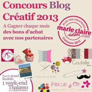 MARIE CLAIRE CONCOURS