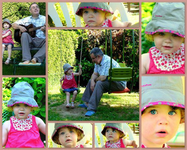 Ilona et son papo 1