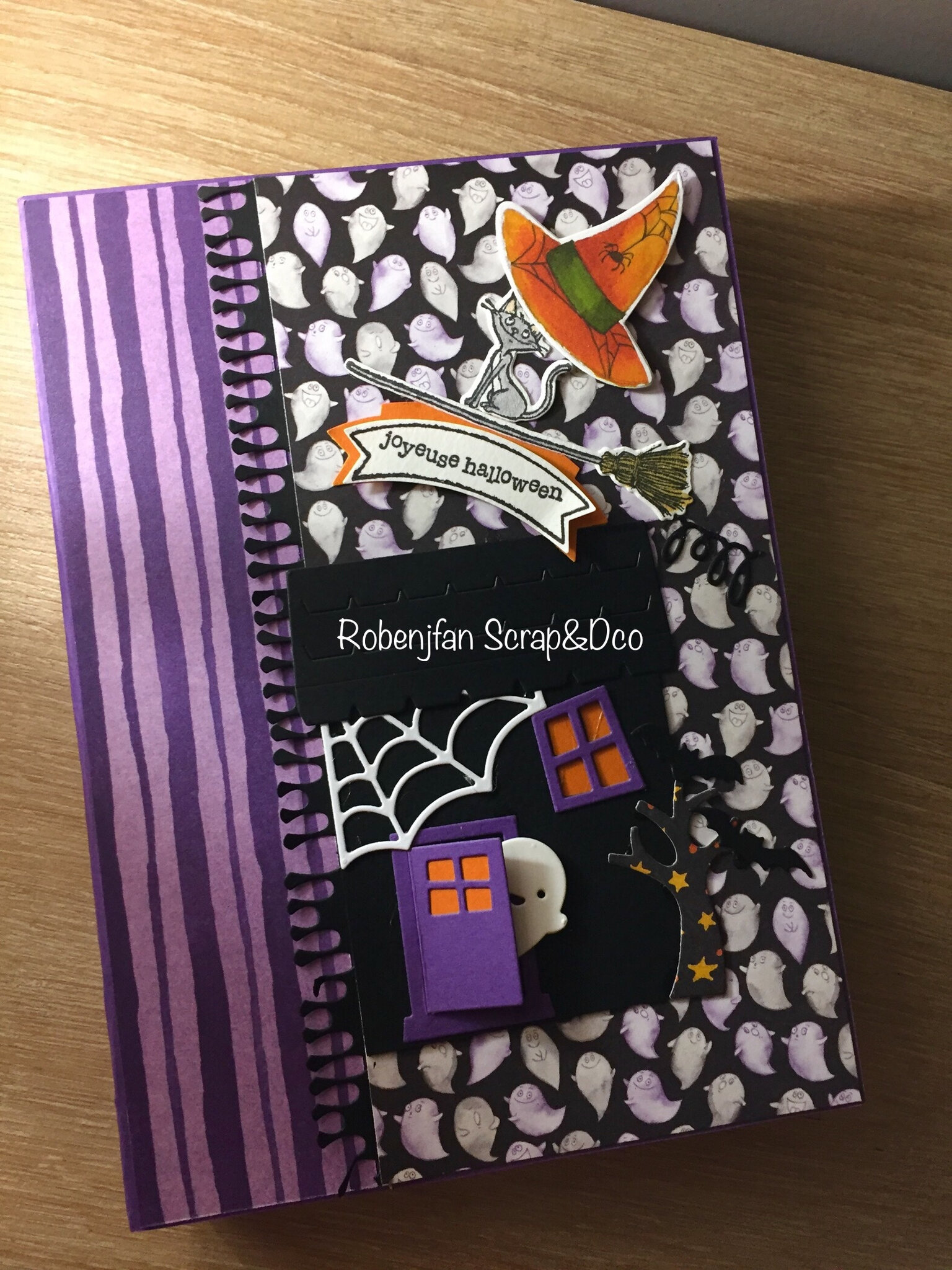 Mini album Halloween 2018
