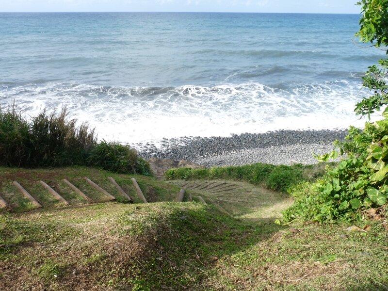 bord de mer à Ste Suzanne