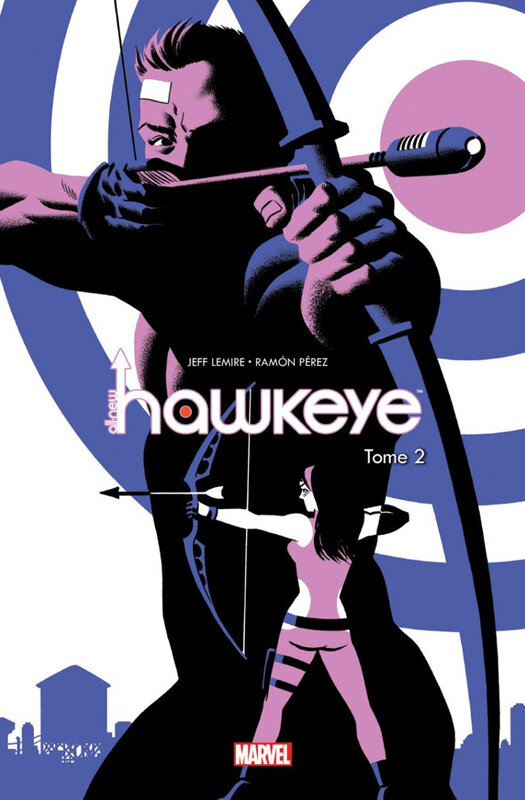 100% marvel all new hawkeye 02 les hawkeye