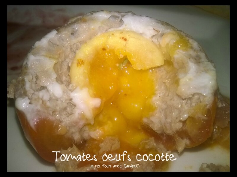 tomates oeufs cocotte 2