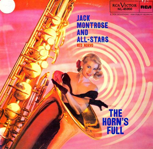 Jack Montrose and All-Stars - 1956 - The Horn's Full (RCA Victor)