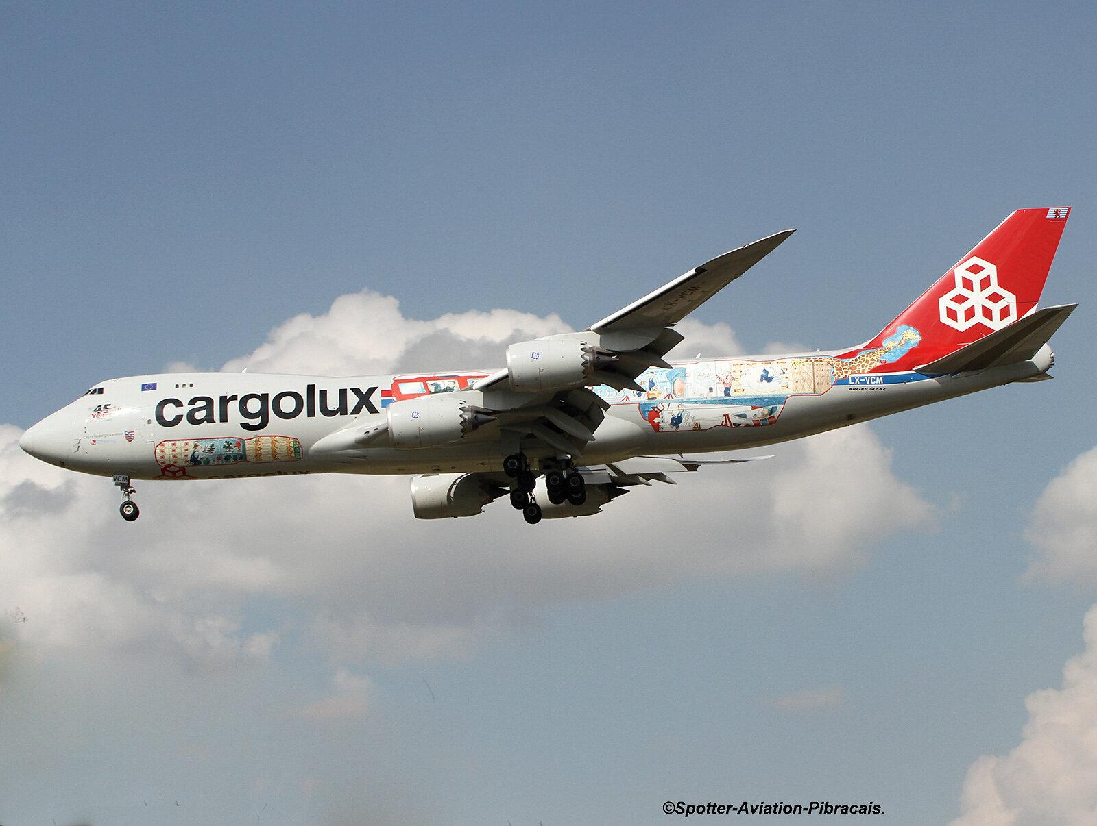 Cargolux Airlines International