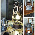 Lanternes en fonction