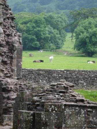 autour du prieuré de llanthony2
