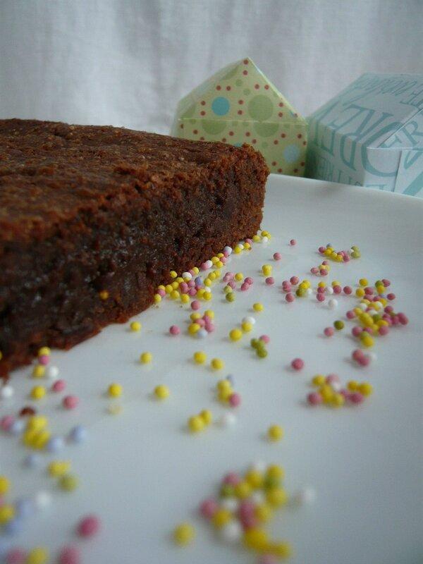 brownie chocolat nestle dessert