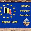 Belgique : lieux insolites : Repair-Café