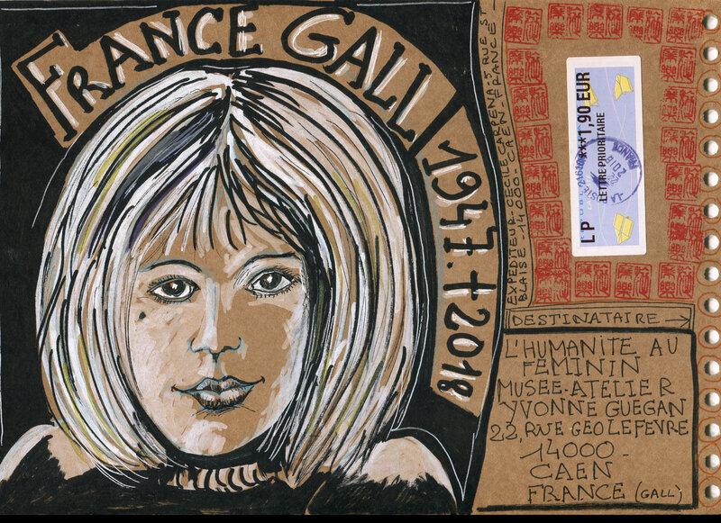 139 capena france Gall vrecto