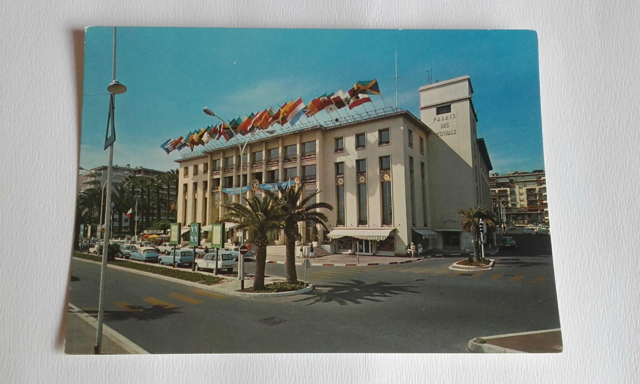 Cannes 1 Palais des festivals
