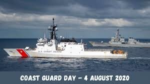 Coast Guard Day 2020 - Important Date, History, Roles & Wishes on ...