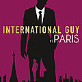 International guy #1 : paris de audrey carlan
