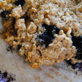 Cookies bleuets sauvages et lavande