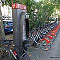 Les nouveaux vélo'v sont arrivés
