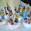 atelier modelages en pate a sucre de Nina Couto