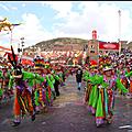Du pays basque en bolivie, un pas de danse qui rassemble / euskal herritik bolibiara, elkartzen duen dantza pausoa
