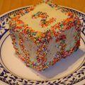 Pour le thème du mois de février -Lic_ et ses gâteaux rigolos