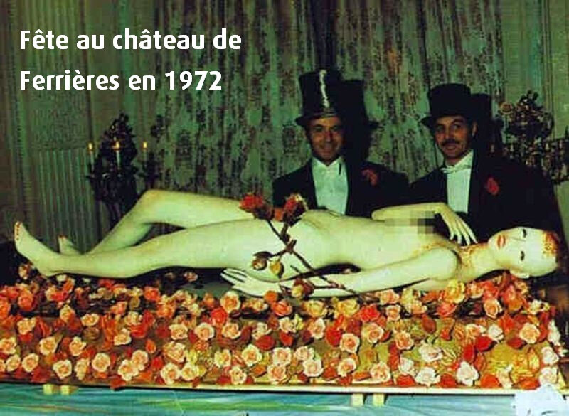rothschild-illuminati-ball-1972 Ferrières - Copie