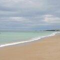 Bidart, plage d'Erretegia, paddle et plage, avril (64)