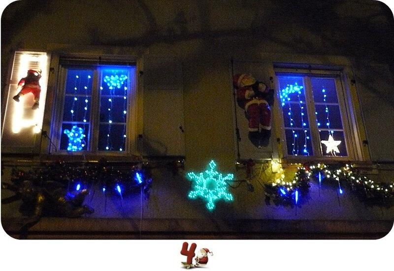 Quartier Drouot - Calendrier des lumières (4)