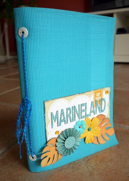 mini album Marineland - 01/10/12