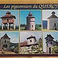01 Lot - pigeonniers