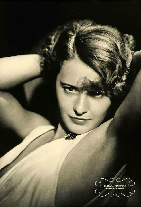 barbara stanwyck hurrell esquire 1937
