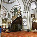 Bursa mosquée Ulu Camii (2)