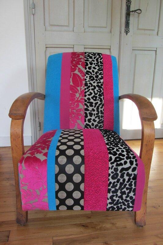 refaire un fauteuil tapissier à Brest