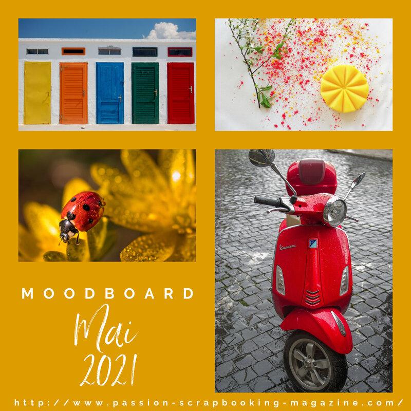 MOODBOARD MAI 2021