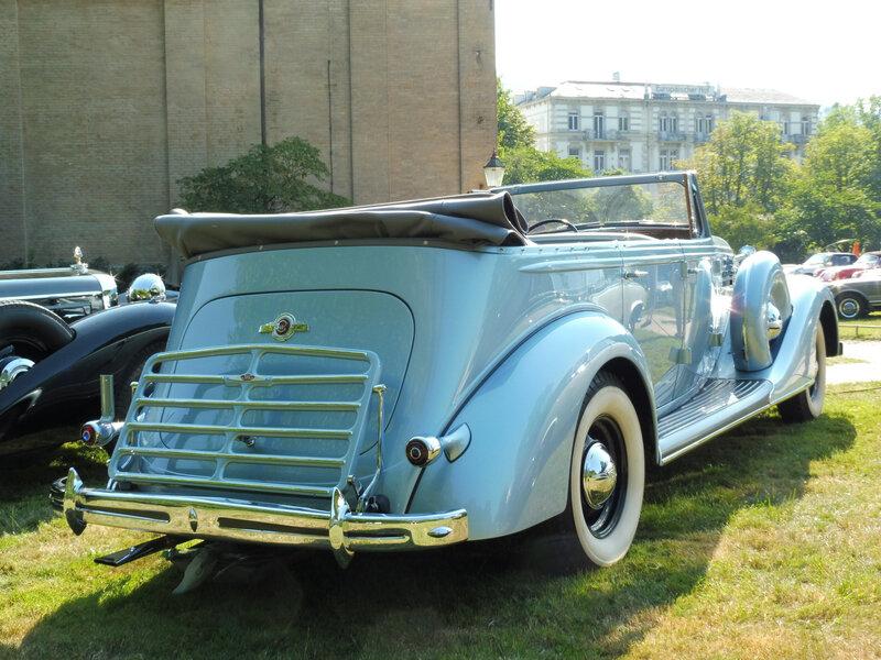 ZIS 102 cabriolet 1940 Baden Baden (2)