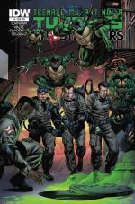 IDW TMNT ghostbusters 04 sub