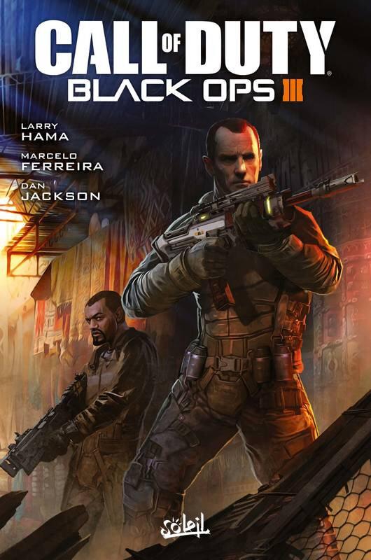 soleil call of duty black ops III