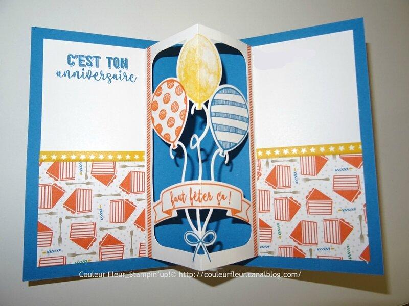 Carte anniversaire Pi intérieur 04
