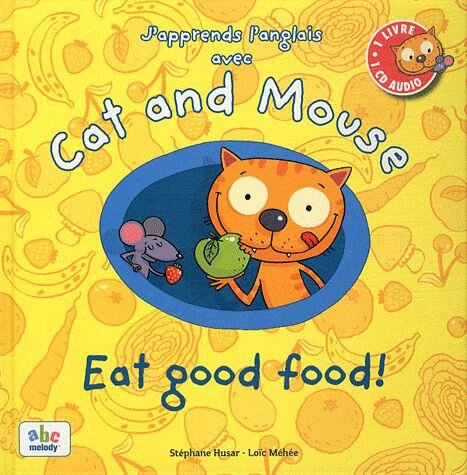 Cat-and-Mouse-eat-good-food