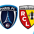 Playoffs 2019 - paris fc- rc lens, quel moment !