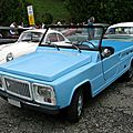 Renault 6 rodeo 1972-1981
