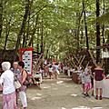 Le refuge du livre s'ouvre samedi en forêt de grasla