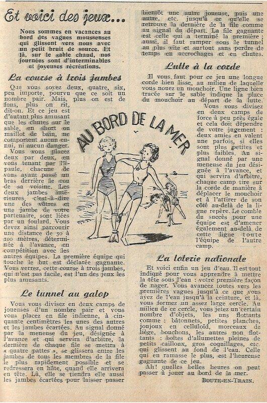 alamanch lisette 1950