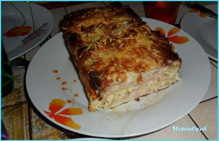 Croque-cake -- 5
