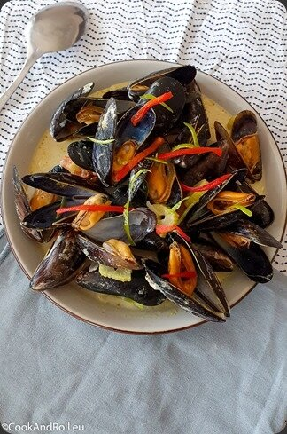 Moules-curry-vert-13