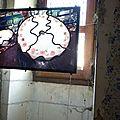 Sarkis vitraux chateau 83
