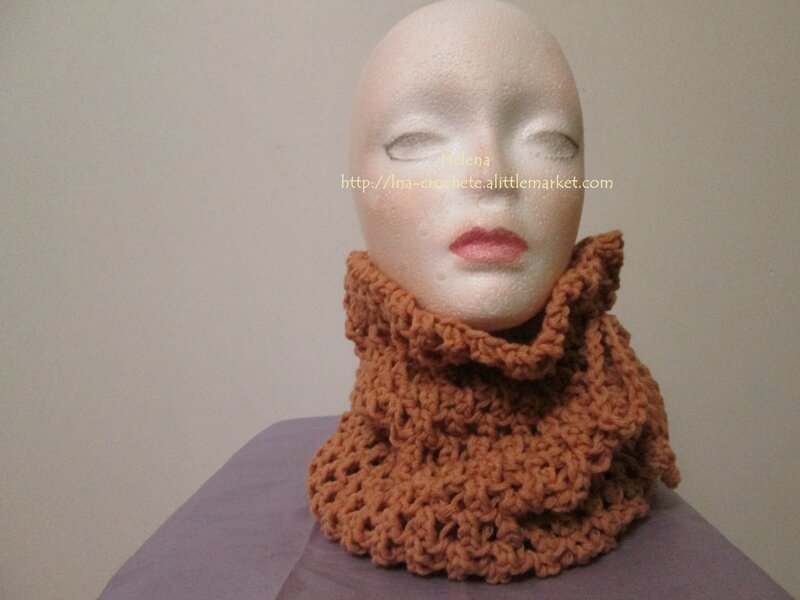 snood - Bonnet en feriye (5)