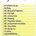Setlist et photos du dernier concert du cdl