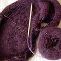 Mama shawl...