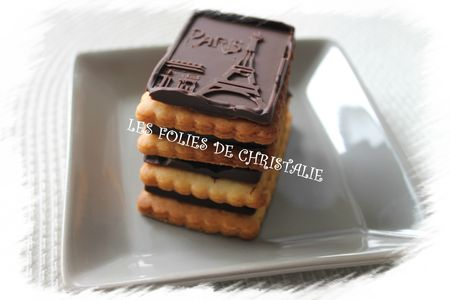 Choco-biscuits 12